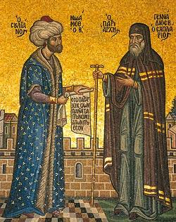Patriarch Gennadios